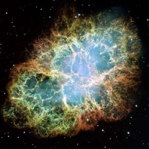 Supernovae are the explosions of dying stars. But in their death they give clues to the size and fate of the universe. Source: Hubblesite.org