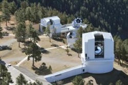 Research Highlight: OU-Apache Point Observatory Partnership
